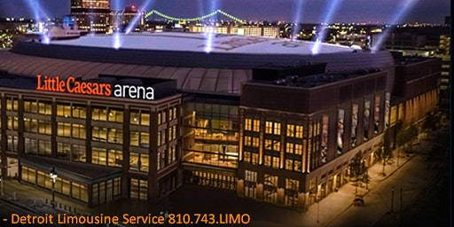 Little Caesars Arena | Detroit Limo Service