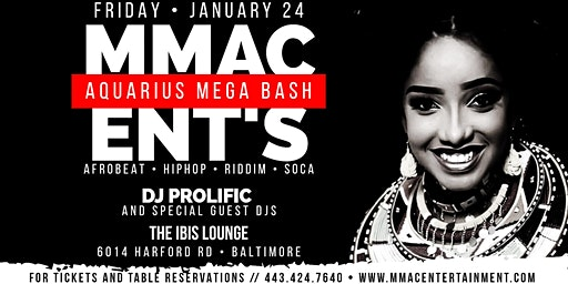The Aquarius Mega Bash