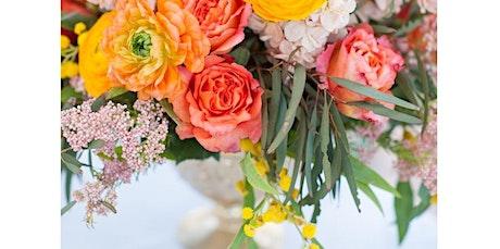 Floral Design Workshop 102 (01-22-2020 starts at 6:00 PM) tickets