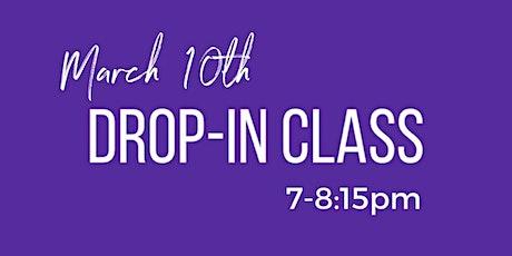 Sass N Strut Drop-In Class tickets