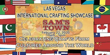 Las Vegas International Crafting ShowcaseBy Artisancraft Festival tickets