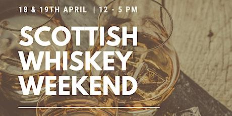 Scottish Whiskey Weekend tickets