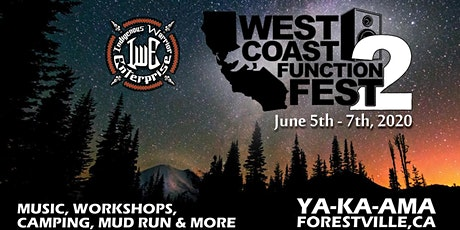 West Coast Function Fest II tickets