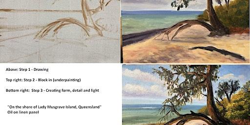 Painting the landscape