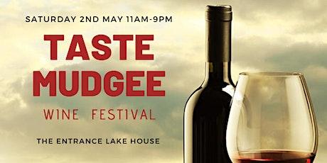 Taste Mudgee Wine Festival tickets