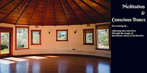 Meditation & Conscious Dance
