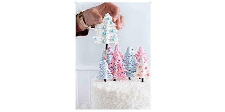Winter Wonderland Cake Workshop tickets