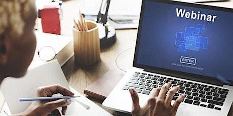 Data - Governance, Risk, Compliance Live Webinar  tickets