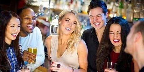 Seated Speed Dating - Women Ages 20-30; Men Ages 25-35 tickets