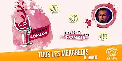 LApéro Comedy : le lieu idéal pour bien démarr