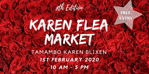 Karen Flea Market- Valentines Special