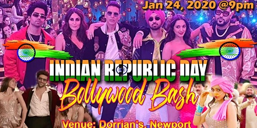 Salute India - Republic Day Bollywood Bash