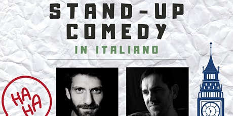 Comedy Night in ITALIANO biglietti