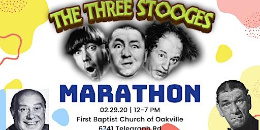 Three Stooges Marathon