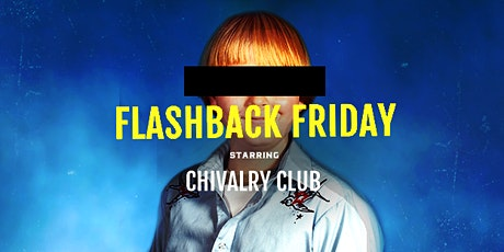 Flashback Friday tickets