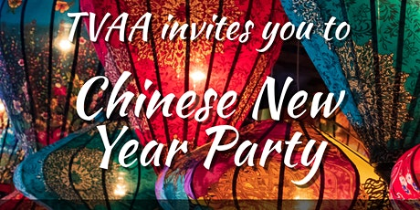 TVAA Chinese New Year Party & High School GPS Sharing tickets