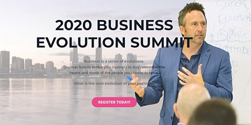 BUSINESS EVOLUTION SUMMIT 2020