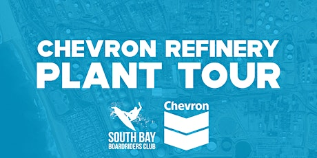 Chevron Refinery Tour for SBBC Members & Guests tickets