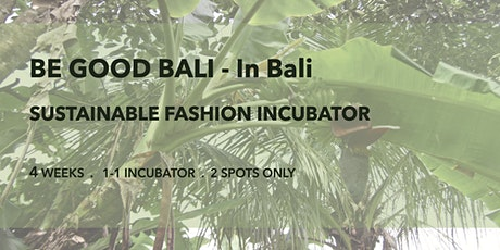 Be Good Bali-  in Bali  1-1 Coaching tickets