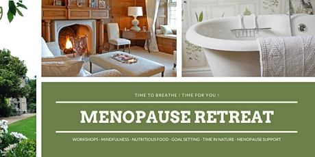 Menopause Rest & Recharge Retreat tickets