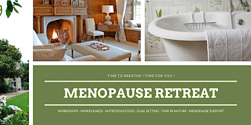 Menopause Rest & Recharge Retreat