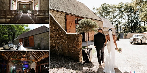 Empirical Events Wedding Fair at Cissbury Barns