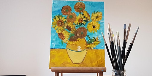 'Sunflower' painting workshop for all abilities