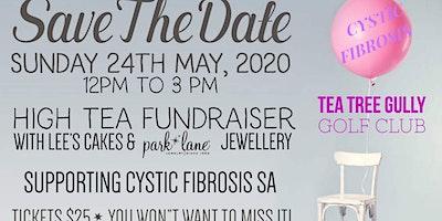 Cystic Fibrosis Fundraiser / Park Lane Jewellery High Tea