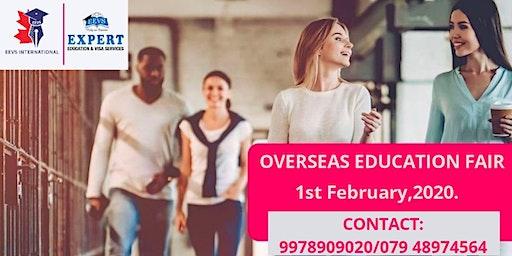 OVERSEAS EDUCATION FAIR - EEVS - AHMEDABAD