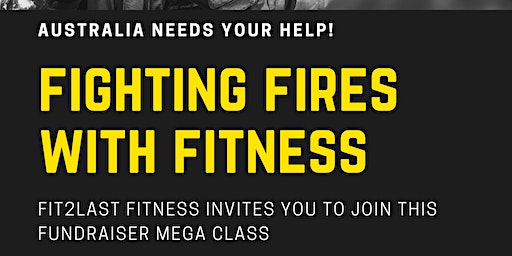 Fighting Fires with Fitness - Fundraiser Zumba Mega Class