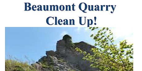 Beaumont Quarry Clean Up tickets