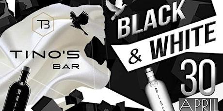 Black & White in den Mai | Tino's Düsseldorf Tickets