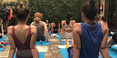 Yoga Brunch en Saporem entradas