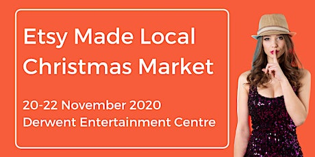 Etsy Made Local Christmas Market tickets