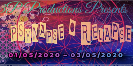 PSYNAPSE RELAPSE tickets