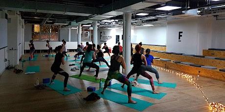 Mandala Vinyasa & Yin Yoga tickets