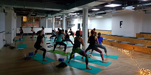 Mandala Vinyasa & Yin Yoga