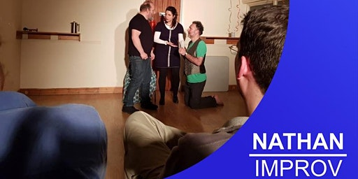 Cardiff Impro: Weekend Game of the Scene Class (Wales)