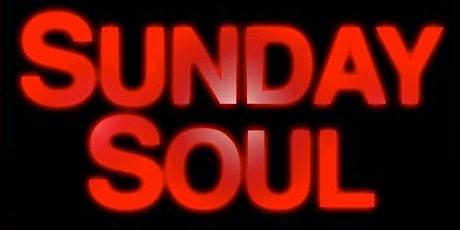 Sunday Soul tickets