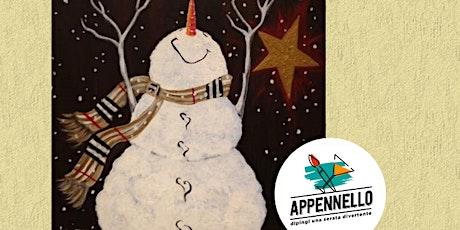 Milano: Snowman, un aperitivo Appennello biglietti
