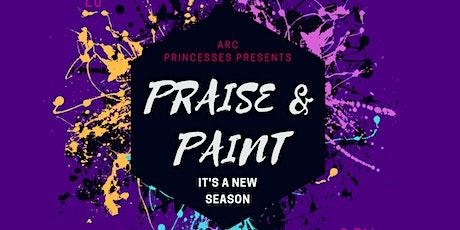 Praise & Paint: It's a New Season tickets