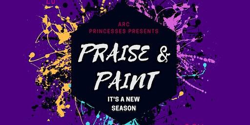 Praise & Paint: It's a New Season