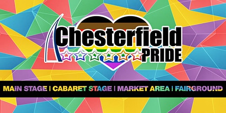 Chesterfield Pride 2021 tickets