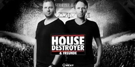 Housedestroyer & Freunde - Weser-Ems-Halle Tickets