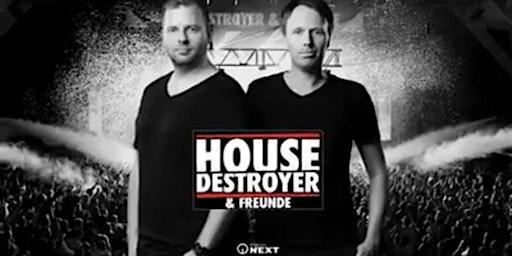 Housedestroyer & Freunde - Weser-Ems-Halle