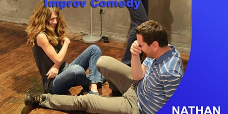 the Canterbury Improv: Weekend Fundamentals of Improv Comedy Class (Kent) tickets