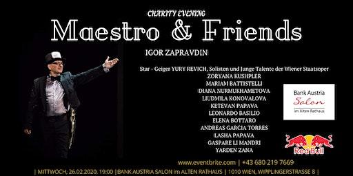 Maestro & Friends
