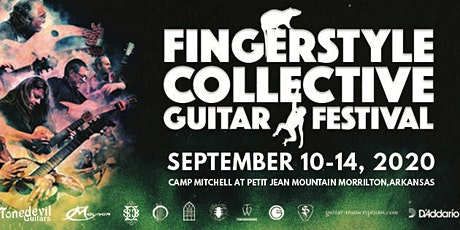 Fingerstyle Collective Guitar Festival tickets