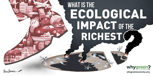 The polluter elite: what we can do - a talk by Dario Kenner