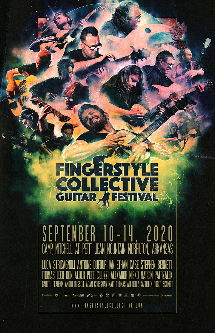 Fingerstyle Collective Guitar Festival image